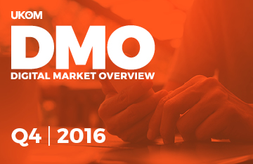 Q4 2016 UK Digital Market Overview report