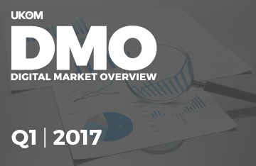Q1 2017 UK Digital Market Overview report