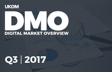 Q3 2017 UK Digital Market Overview report