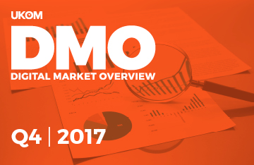 Q4 2017 UK Digital Market Overview report