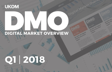 Q1 2018 UK Digital Market Overview report