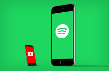 YouTube's Challenge to Spotify