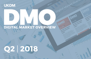 Q2 2018 UK Digital Market Overview report