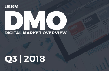 Q3 2018 UK Digital Market Overview report