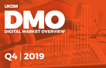 Q4 2019 UK Digital Market Overview report